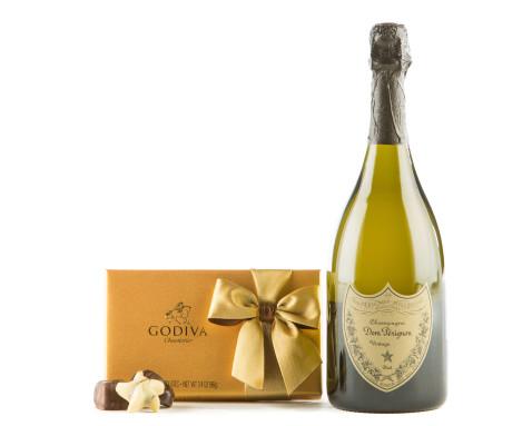 Dom Perignon Gift Sets & Dom Perignon Gift Baskets - Wine Gift Gallery